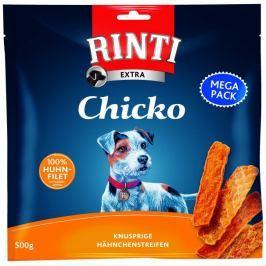 RINTI przysmaki dla psa Extra Chicko Kurczak 500g