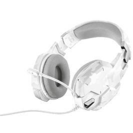 Trust GXT 322 Dynamic Headset - white camouflage (20864) Słuchawki