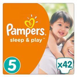 Pampers Pieluchy Sleep&Play 5 Junior, 42 szt.