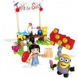 MEGA BLOKS Minionki - Wyprzedaż zabawek Agnes