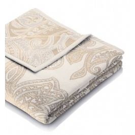 Biederlack Koc Visiona cotton Grand Paisley 150 x 200cm