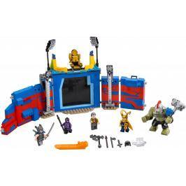LEGO Super Heroes 76088 Thor kontra Hulk: starcie na arenie