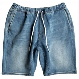 Quiksilver spodenki Fonic denim fleece short blur S