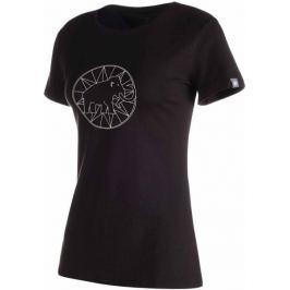 Mammut Logo T-Shirt W black XS