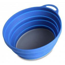 Lifeventure Miska Silicon Ellipse Bowl blue