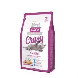 Brit sucha karma dla kota Care Cat Crazy I´m Kitten 7 kg