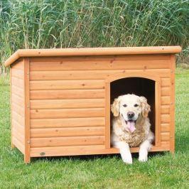 Trixie Buda dla psa drewniana płaski dach XL