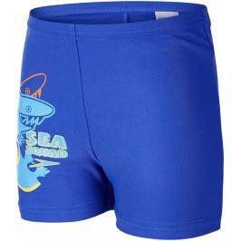 Speedo Kapielówki Seasquad Boys Blue 6 (116)