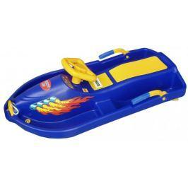 Acra sanki Snow Boat blue