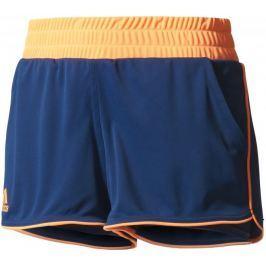 Adidas spodenki Court Short Mystery Blue /Glow Orange S