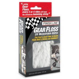 FINISH LINE Liny czyszczące Gear Floss