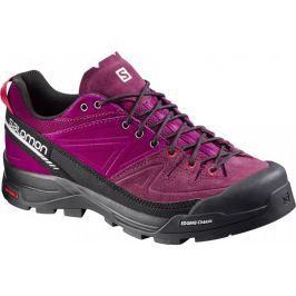 Salomon buty trekkingowe X Alp Ltr W Mystic Pur/Lotus Pink 38