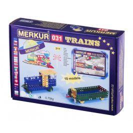 Merkur M031 Model Kolejowy RC Kit, 10 modeli