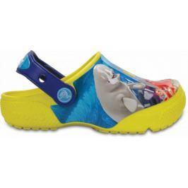 Crocs Buty FunLab Dory Lemon C8 24-25