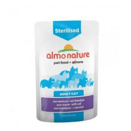 Almo Nature karma Functional WET Sterilised 12x70g, dorsz