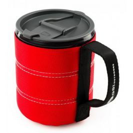 Gsi Kubek Infinity Backpacker Mug red