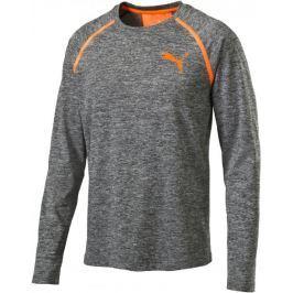 Puma koszulka sportowa Bonded Tech LS Tee Dark Gray L