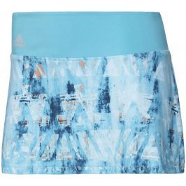 Adidas spódniczka Essex TR Skirt Samba Blue /Black S