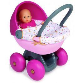 Smoby Baby Nurse Wózek dla lalki głęboki 24668