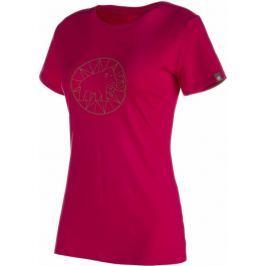 Mammut Logo T-Shirt W magenta M