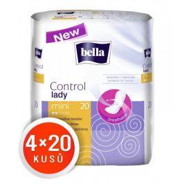 Bella wkładki Control Lady mini - 4 x 20 szt