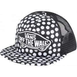 Vans czapka z daszkiem Beach Girl Trucker Hat Oversize Dots