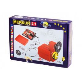 Merkur Modele RC Kit, 2,1 silnik elektryczny