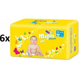 Magics Pieluchy Easysoft Junior (11-25 kg) Megapack - 252 szt.