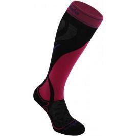 Bridgedale Vertige Mid Women´s black/pink L (41–43)