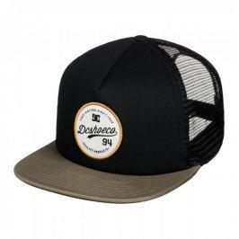 DC Czapka z daszkiem Schmades M Hats Black