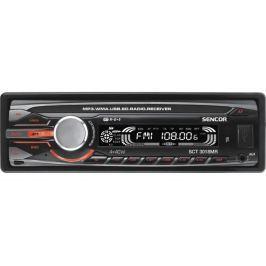 SENCOR radio samochodowe SCT 3018MR