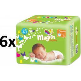 Magics Flexidry Newborn (2-5kg) Megapack - 192