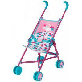 BABY born Wózek spacerówka różowo- niebieska