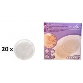 Nuvita Jednorazowe wkładki laktacyjne na noc