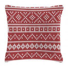 Mistral Home Dekoracyjna poduszka Knitting 40x40 cm