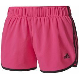 Adidas spodenki M10 Short Woven Shock Pink /Black M 3