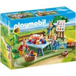 Playmobil Warsztat Zajączków Wielkanocnych 6863
