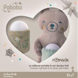 Pabobo Automatyczna lampka nocna NOMADE GIFT BOX
