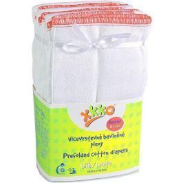 XKKO Pieluchy bawełniane White - Regular