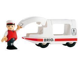 Brio Lokomotywa BRIO z maszynistą 33508
