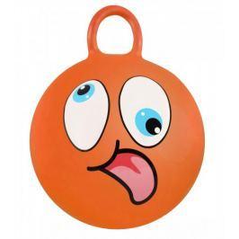Eddy Toys piłka do skakania 45 cm, pomarańczowa