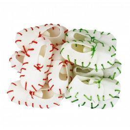 Akinu Białe buty do żucia dla psa 12,5 cm 10 szt.