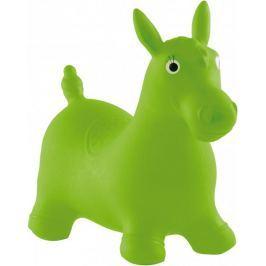 JOHN Zabawka do skakania Ponny zielona