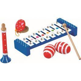 BINO Zestaw instrumentów muzycznych dla dzieci 86587