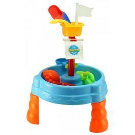 Eddy Toys Stół do zabawy, 17 elementów