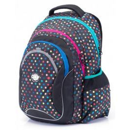 Karton P+P Anatomiczny plecak OXY Fashion Dots