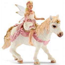 Schleich Bayala Delikatny elf Lily z kucykiem