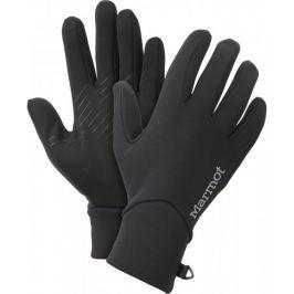 Marmot rękawiczki Wm's Connect Stretch Glove Black M