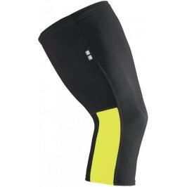 Etape Ocieplacz na kolana Black/Yellow Fluo S