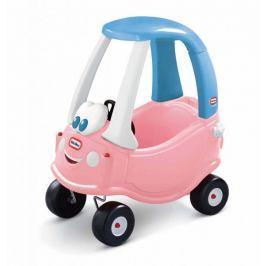 Little Tikes Pojazd do odpychania Cozy Coupe rózowo niebieski